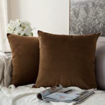 brown cushions for sofa