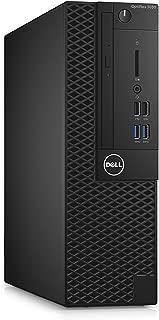 Dell OptiPlex 3050 Small Form Factor Business Desktop (Intel Pentium G4400, 4GB DDR4, 500GB HDD, DVD/RW), Windows 10 Pro (Renewed)