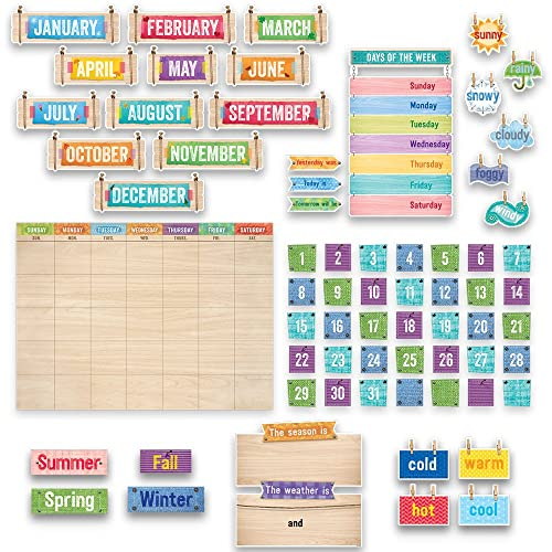 Classroom Bulletin Board Decorations: Amazon.com