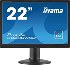 "iiyama ProLite B2280WSD-B1 22"" Black"