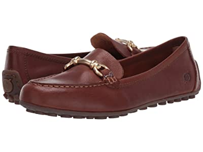 Born Magnolia (Brown (Barley) Full Grain Leather) Women