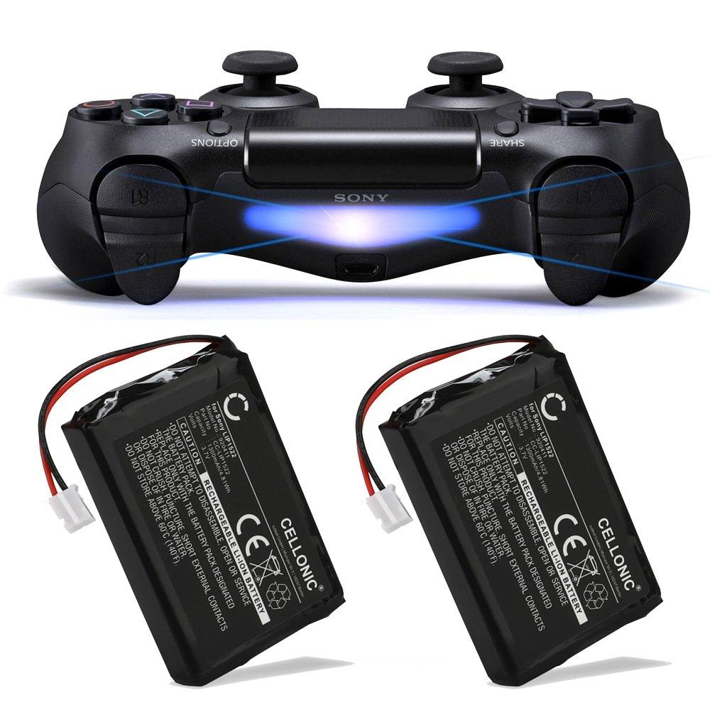 CELLONIC 2X Batería Premium Compatible con Sony PS4 Dualshock 4, Playstation 4 Controller, LIP1522 1300mAh Pila Repuesto bateria: Amazon.es: Electrónica