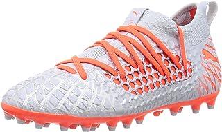 PUMA Unisex Kid's Future 4.3 Netfit Fg/Ag Jr Football Boots