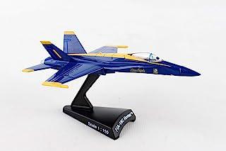 Daron Worldwide Trading F/A-18C Hornet Blue Angels 1:150 Vehicle