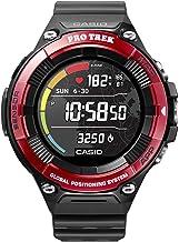 Casio Pro Trek Smart Reloj Digital Smartwatch Unisex con Correa de Resina WSD-F21HR-RDBGE
