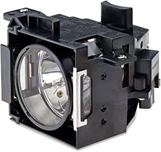 QueenYii ELPLP30 Compatible for EPSON EMP-821 PowerLite 81p PowerLite 821P Replacement Projector Lamp