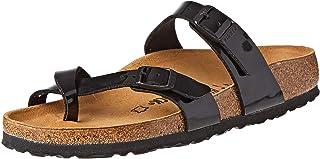 Birkenstock Mayari Patent Birko-Flor Sandal for Women