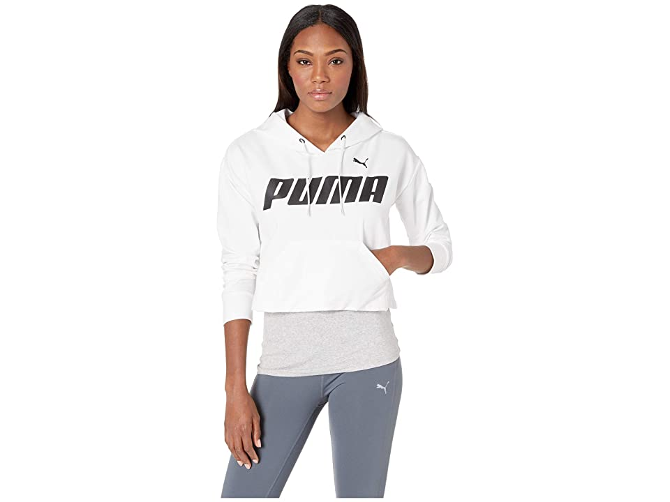 PUMA Modern Sports Hoodie (PUMA White) Women