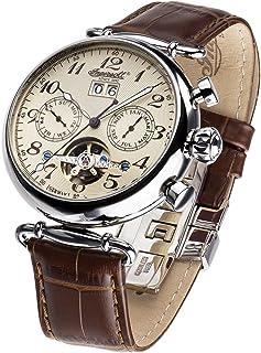 インガーソル 腕時計 自動巻き カレンダー ビッグデイト 限定生産品 Walldorf II IN1319CR [並行輸入品]
