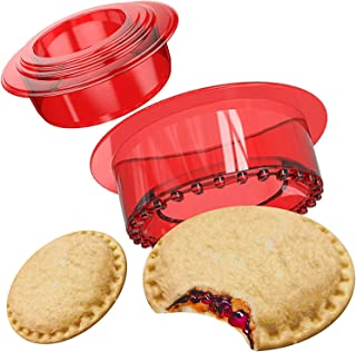6PCS Sandwich Cutter and Sealer, Sandwich Cutter for Kids, Great for Lunchbox and Bento Box. Already Used by More Than 10,...