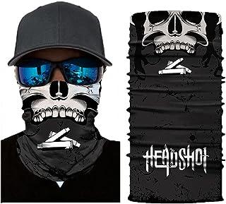 duquanxinquan Motorrad Halstuch Schlauchschal Ski Gesichtsmaske Multifunktionstuch Outdoortuch Nahtloses Halstuch Schlauchtuch Schal Kopftuch Stirnband