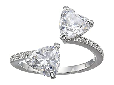 Swarovski Attract Soul Heart Ring (CZ White) Ring