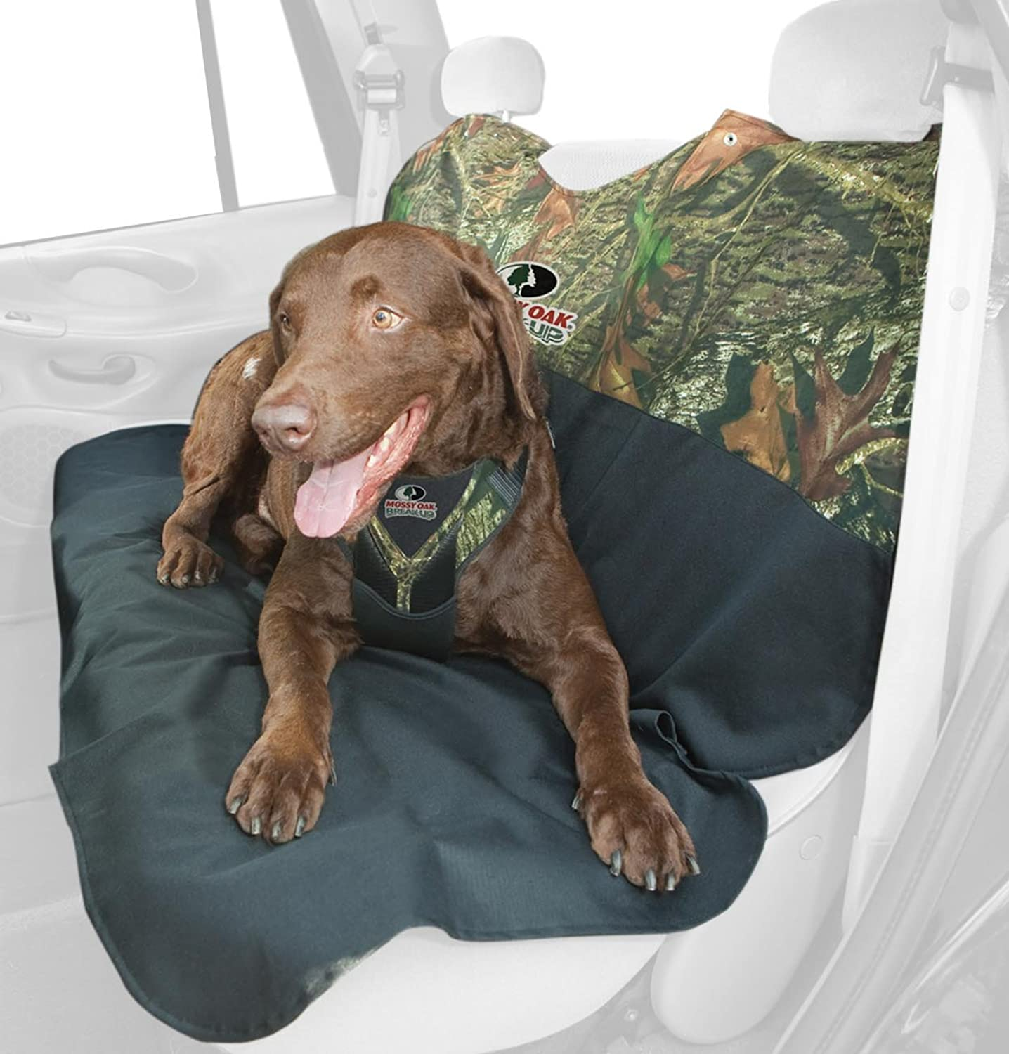 Bergan 88237 Extra Large Dog Harness with Tether, Mossy Oak
