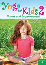 Yoga For Kids 2 - Nature and Empowerment Set