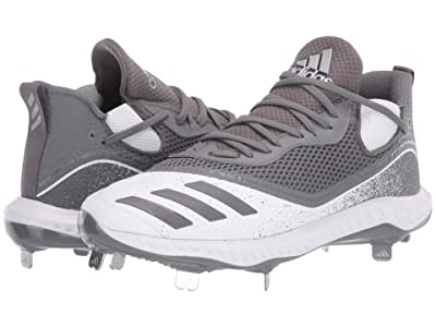 adidas Icon V Bounce (Grey Four/Grey Four/Footwear White) Men