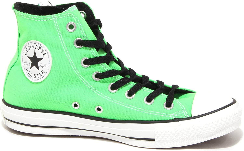 scarpe verdi converse