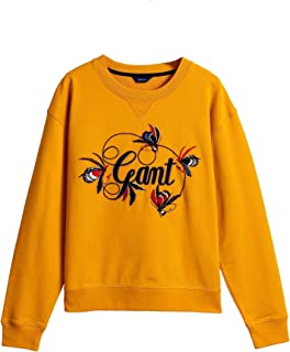 Gant Women's Embroidered Sweatshirt