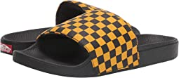 (Checkerboard) Black/Mango Mojito