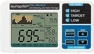AutoPilot APCEMDL Desktop CO2, Data Storage, Blue