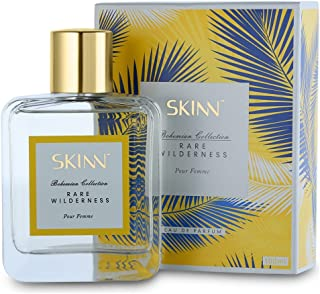 Skinn Rare Wilderness Perfume for Women, 100ml