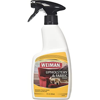 Weiman Upholstery & Fabric Cleaner, 12 fl. oz.