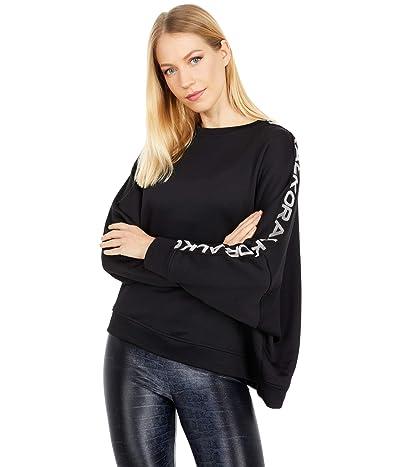 Koral Valasca Valo Sweatshirt (Black/White) Women