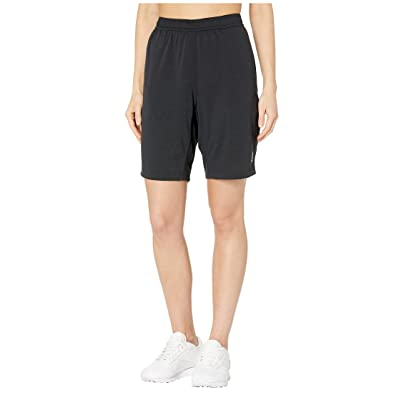 Reebok Training Elements Jersey Shorts (Black) Women