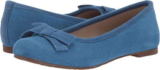 Suede Blue