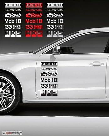 Suchergebnis Auf Amazonde Für Auto Tuning Aufkleber