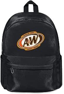 KyBrat Unisex Nylon Backpack Popular Backpacks for Men Woman A&W-Logo- Work Bag