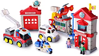 Best kidkraft firehouse accessories Reviews