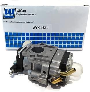 OEM Walbro CARBURETOR Carb WYK-192 Echo PB-755 PB-755H PB-755T PB-755SH PB-755ST