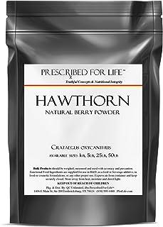 Hawthorn Berry - Natural Berry Fine Powder (Crataegus laevigata), 5 kg