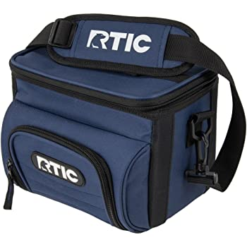 RTIC Day Cooler, 6 Can, Navy Blue