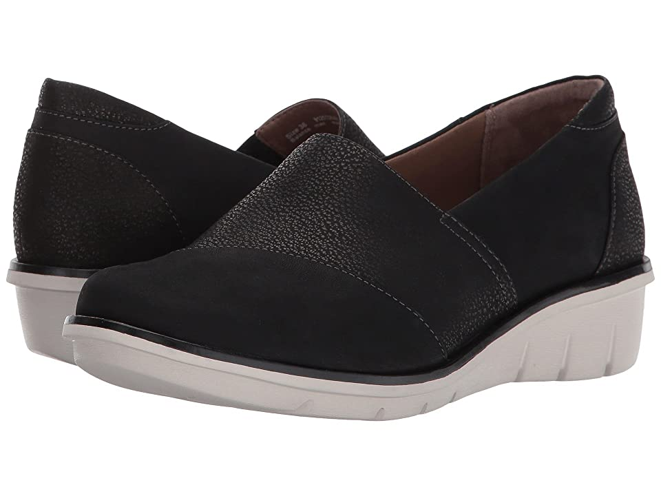 Dansko Julia (Black Nubuck) Women