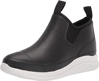 Chooka Women's Waterproof Bellevue Rain Sneaker with Hybrid Sport Outsole Boot