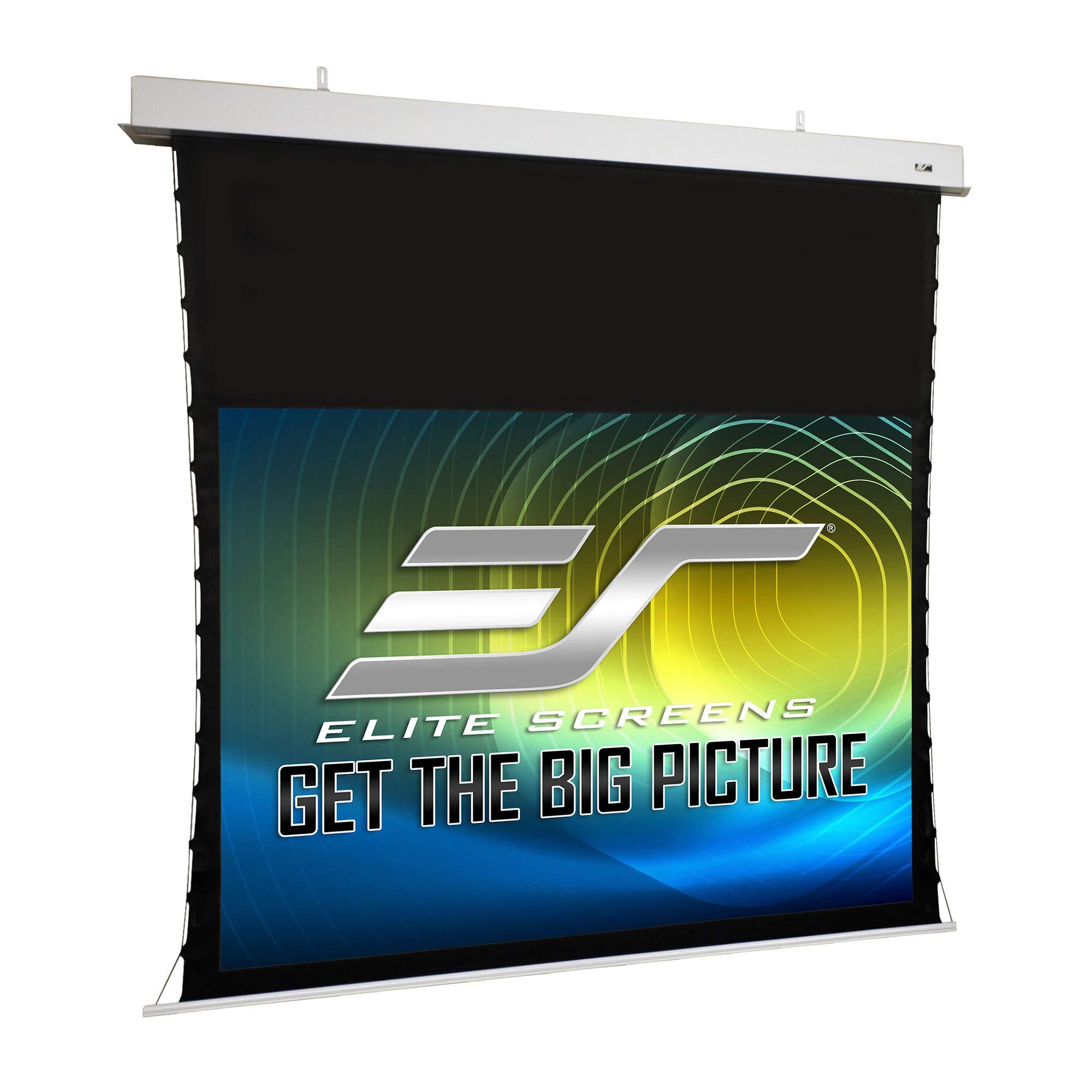 Elite Screens Evanesce Tab Tension Ceiling