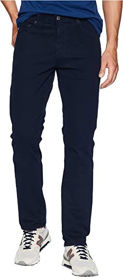 Everett Slim Straight Leg Sud Pants in Blue Vault