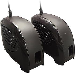 トップランド シューズ乾燥機 (コンセント/USB対応) ブラウン M7510-BR