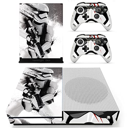 Video Game Accessories Supply Punisher Xbox One S Sticker Console Decal Xbox One Controller Vinyl Skin Quality First Faceplates, Decals & Stickers