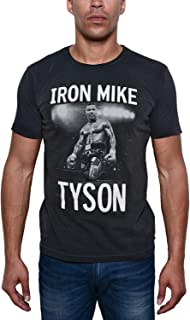 Officially Licensed Men's Mike Tyson Tees/Tanks