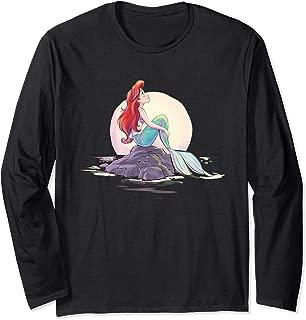 inktastic 4th Birthday Mermaid Tail Toddler Long Sleeve T-Shirt