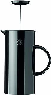 Stelton EM Press Coffee Maker, 8 cups, black