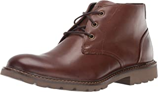 ROCKPORT Men's Sharp and Ready Chukka