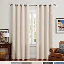 Best burlap drapes and curtains Reviews