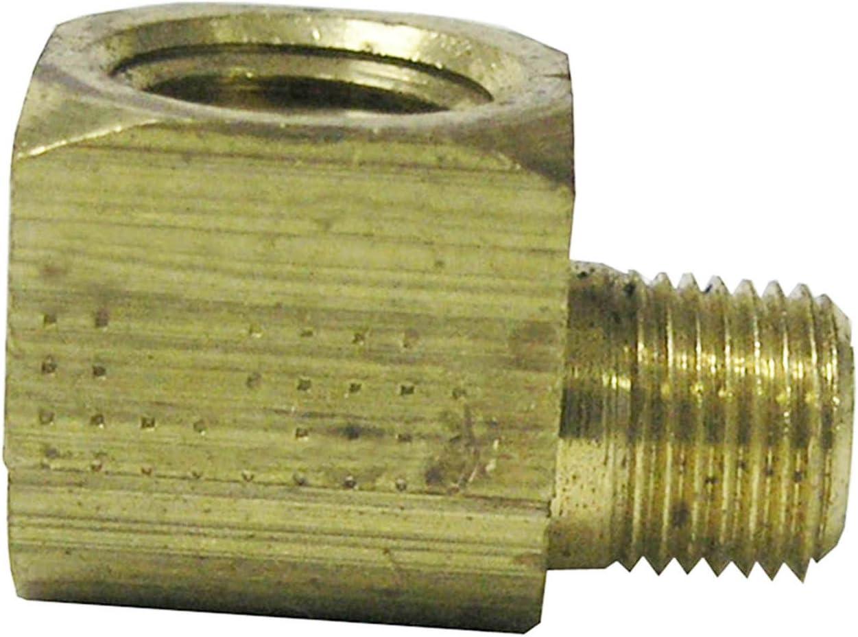 Watts LFA739 Street Elbow 1//4-Inch Male Pipe x 1//4-Inch Female Pipe