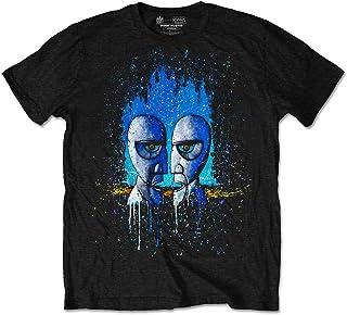 T-Shirt # XL Black Unisex # Division Bell Drip [Import]