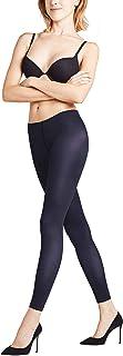 FALKE Leggings Pure Matt 50 Denier Damen schwarz blau viele weitere Farben Damenleggings leicht blickdicht ohne Muster eng dünn und halb transparent zum Rock oder Kleid 1 Stück