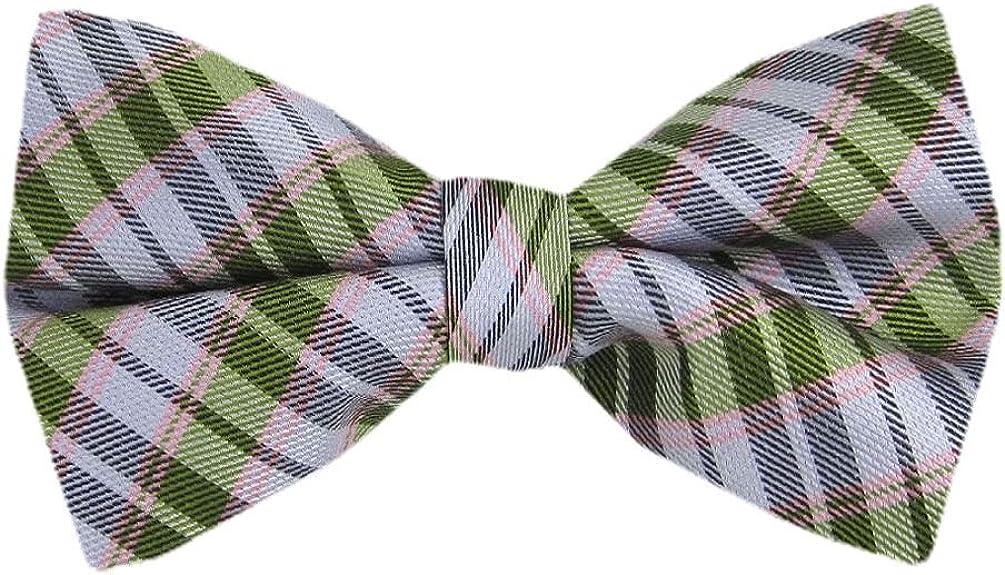 Men's Pre-Tied Bow Ties Designer Fashion Pattern