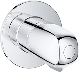 Grohe GRT 1000 New Concealed Valve Trimset, Chrome, 19981000